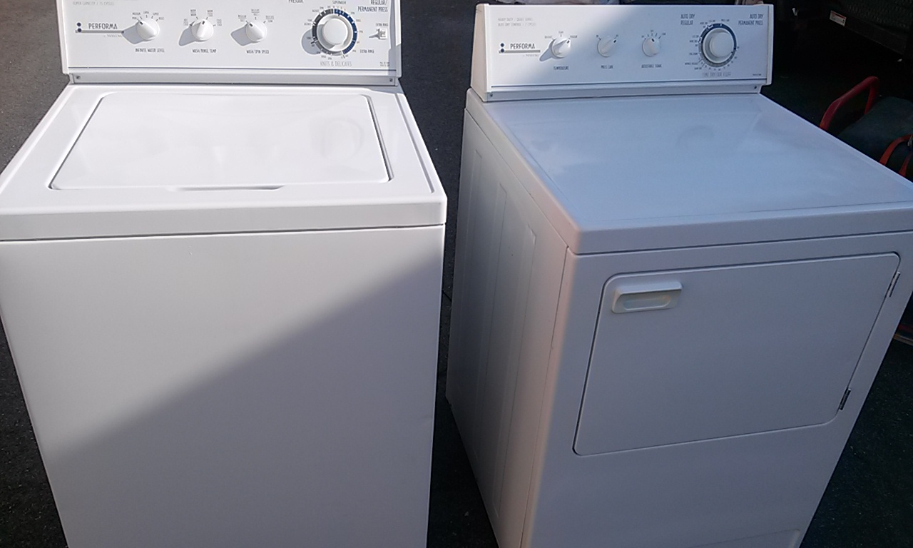how to get rid of old dryer wollongong