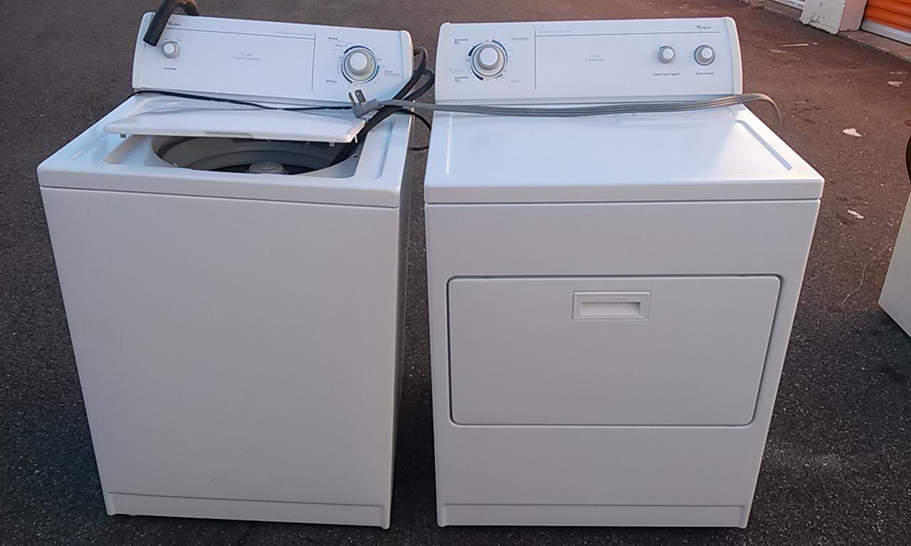 washing machine removal free